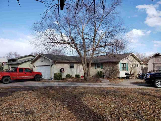 936 Cherry Hills Dr., Newton, KS 67114 (MLS #575215) :: Lange Real Estate