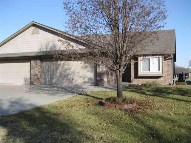 1232 S High, El Dorado, KS 67042 (MLS #575218) :: Lange Real Estate