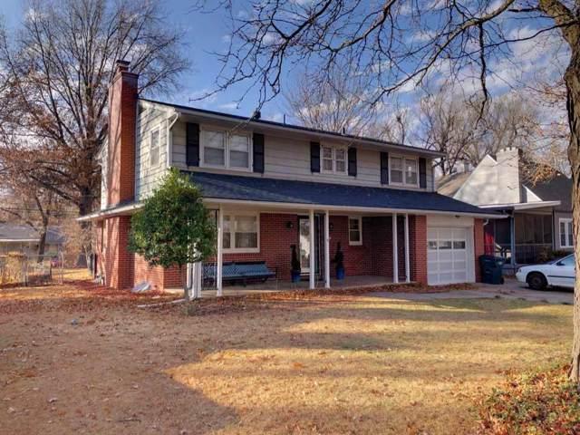 549 S Pershing St, Wichita, KS 67218 (MLS #575233) :: Lange Real Estate
