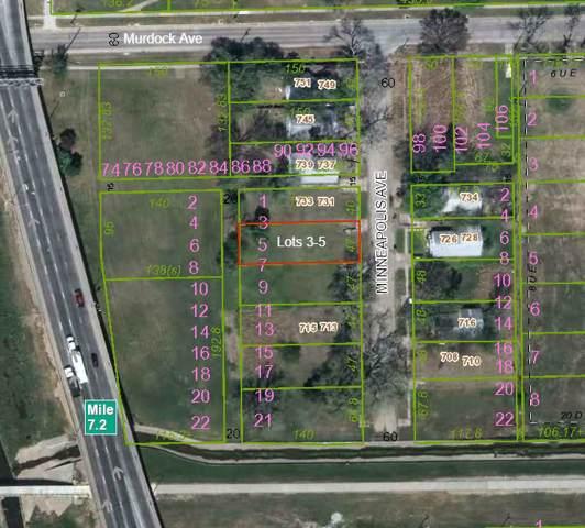 723 N Minneapolis St, Wichita, KS 67214 (MLS #575250) :: Lange Real Estate