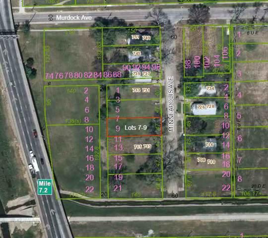 717 N Minneapolis St, Wichita, KS 67214 (MLS #575251) :: Lange Real Estate