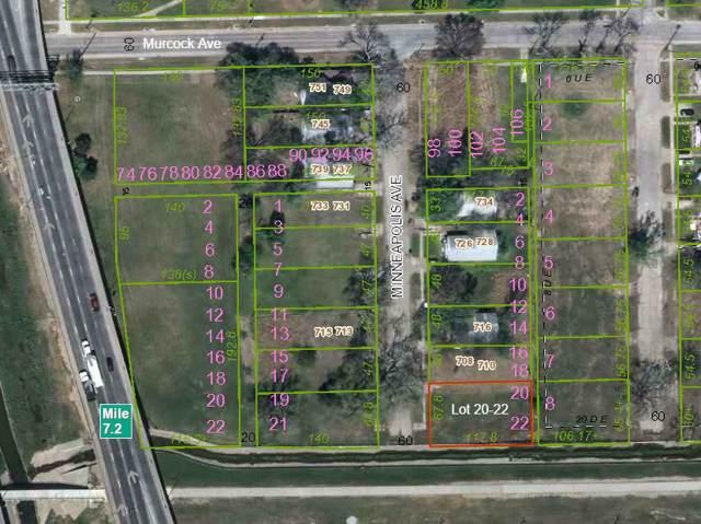702 N Minneapolis St, Wichita, KS 67214 (MLS #575252) :: Lange Real Estate