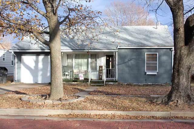 1208 N 2ND ST, Arkansas City, KS 67005 (MLS #575253) :: Graham Realtors