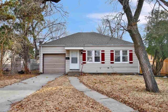 602 N Ridgewood Dr, Wichita, KS 67208 (MLS #575269) :: Lange Real Estate