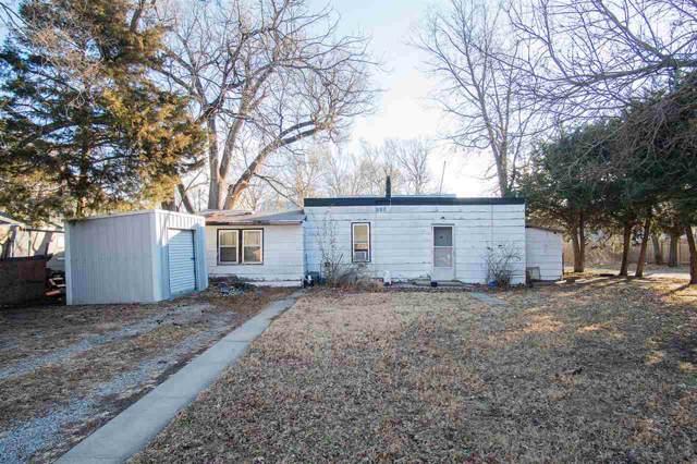 816 N Magnolia St, Newton, KS 67114 (MLS #575277) :: Pinnacle Realty Group