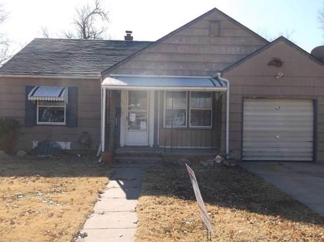 621 E 6TH AVE, Hutchinson, KS 67501 (MLS #575285) :: Lange Real Estate