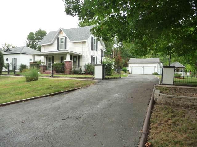 312 S Elm St, Eureka, KS 67045 (MLS #575301) :: On The Move