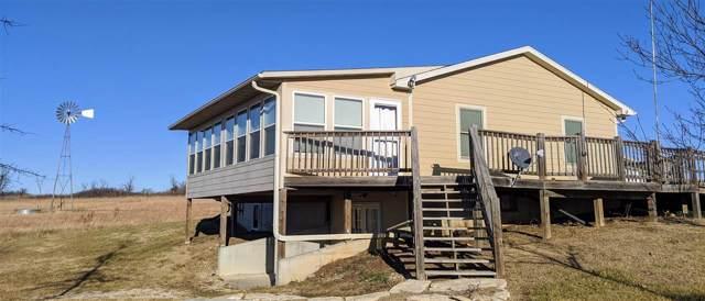 1026 J Ave, Council Grove, KS 66846 (MLS #575302) :: Lange Real Estate