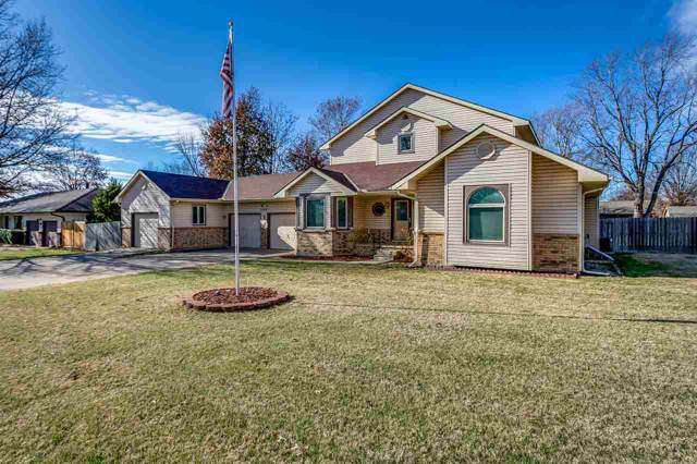 2109 Mound St, Winfield, KS 67156 (MLS #575310) :: Graham Realtors