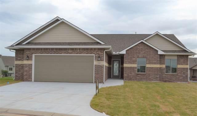 15005 Hayden Cir, Wichita, KS 67235 (MLS #575313) :: On The Move