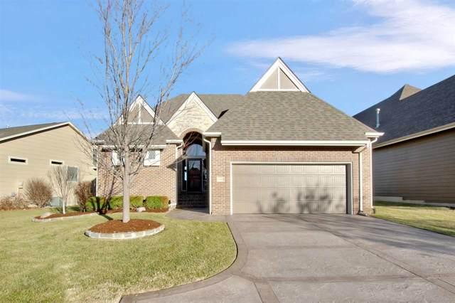15806 E Majestic St, Wichita, KS 67230 (MLS #575330) :: Pinnacle Realty Group