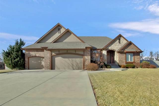 3475 Deer Ridge Ct, Rose Hill, KS 67133 (MLS #575335) :: Lange Real Estate