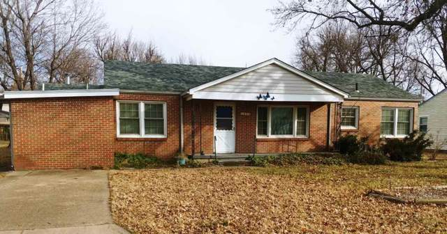 1322 N B, Arkansas City, KS 67005 (MLS #575348) :: Graham Realtors