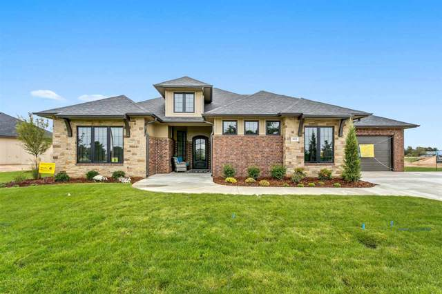 3821 N Brush Creek, Maize, KS 67101 (MLS #575354) :: On The Move