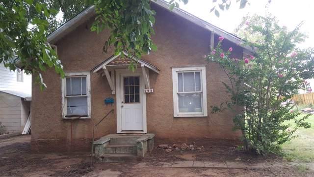 822 5th St, Alva, OK 73717 (MLS #575362) :: Lange Real Estate