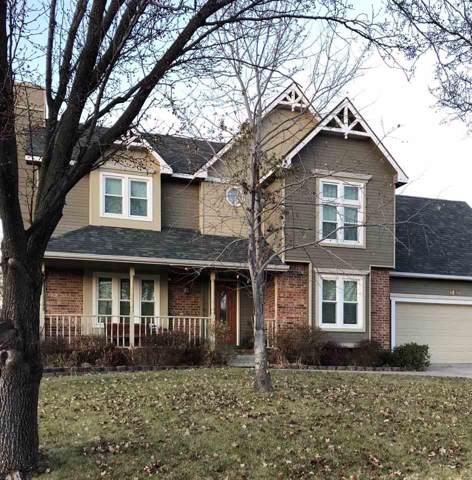 1420 Elm St, Andover, KS 67002 (MLS #575368) :: Lange Real Estate