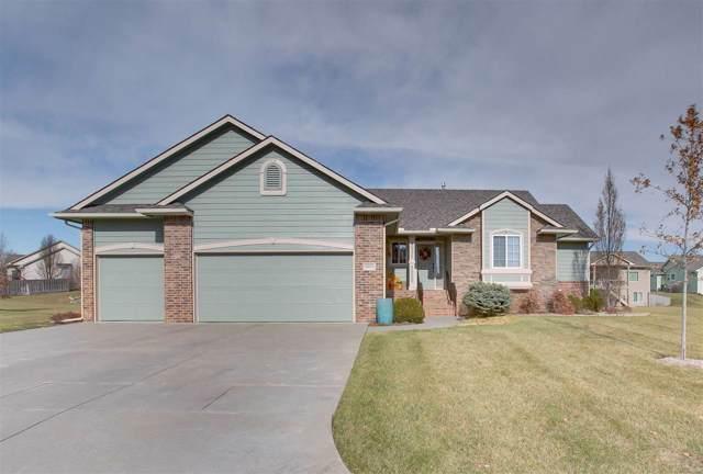 14810 W Valley Hi Cir, Wichita, KS 67235 (MLS #575376) :: Pinnacle Realty Group