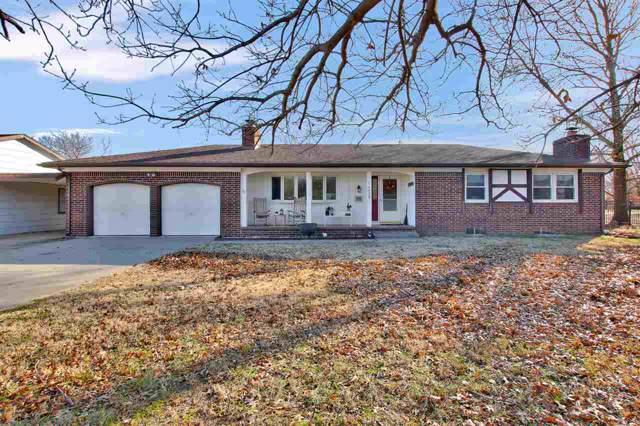 14830 Deertrail Cir, Clearwater, KS 67026 (MLS #575379) :: Keller Williams Hometown Partners