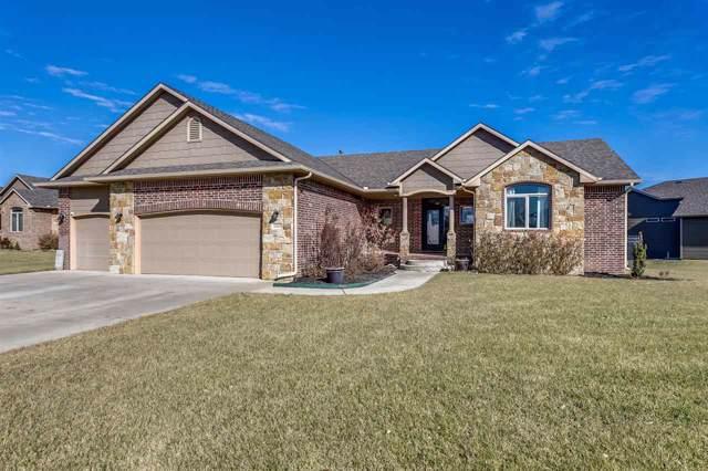 1443 N Blackstone Ct, Wichita, KS 67235 (MLS #575393) :: Lange Real Estate