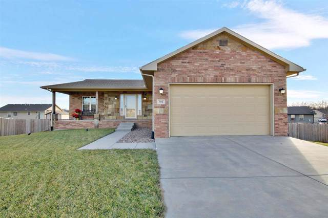 751 S Shade Ct, Andover, KS 67002 (MLS #575396) :: Lange Real Estate