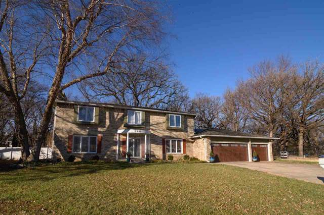 1230 E Brook Forest Ct, Derby, KS 67037 (MLS #575397) :: Pinnacle Realty Group