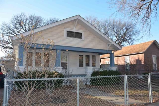 331 S Estelle Ave, Wichita, KS 67211 (MLS #575403) :: Lange Real Estate