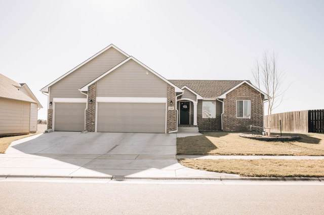 11403 W Sondra St, Maize, KS 67101 (MLS #575404) :: Lange Real Estate