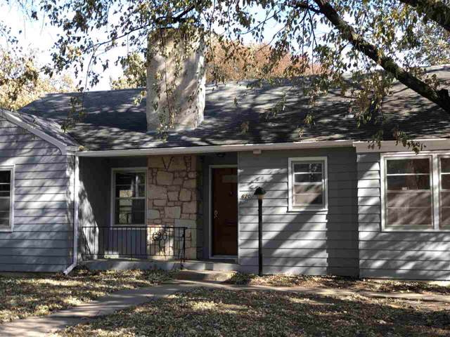620 Santa Fe, Newton, KS 67114 (MLS #575419) :: Pinnacle Realty Group