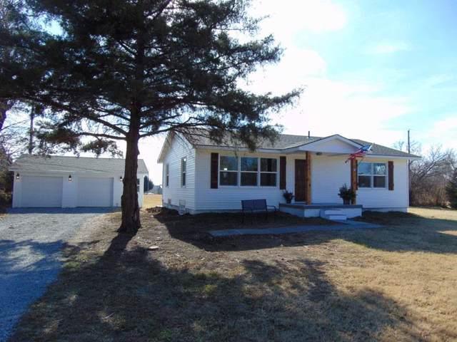 11851 SW 98th St, Augusta, KS 67010 (MLS #575420) :: Lange Real Estate
