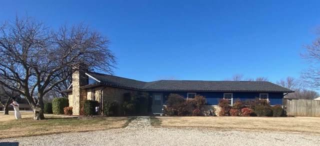 9 Lakeridge Dr, Arkansas City, KS 67005 (MLS #575421) :: Graham Realtors