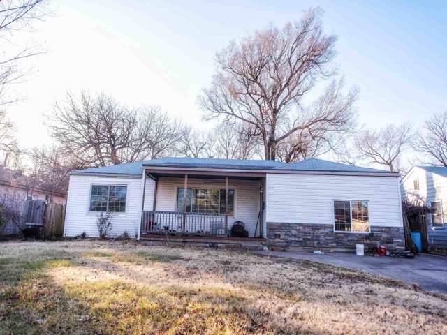 1219 N Glendale St, Wichita, KS 67208 (MLS #575425) :: Lange Real Estate