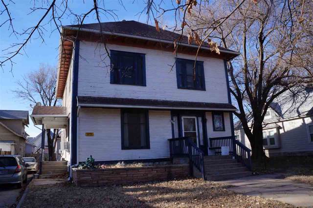 147 S Kansas Ave, Wichita, KS 67211 (MLS #575428) :: On The Move
