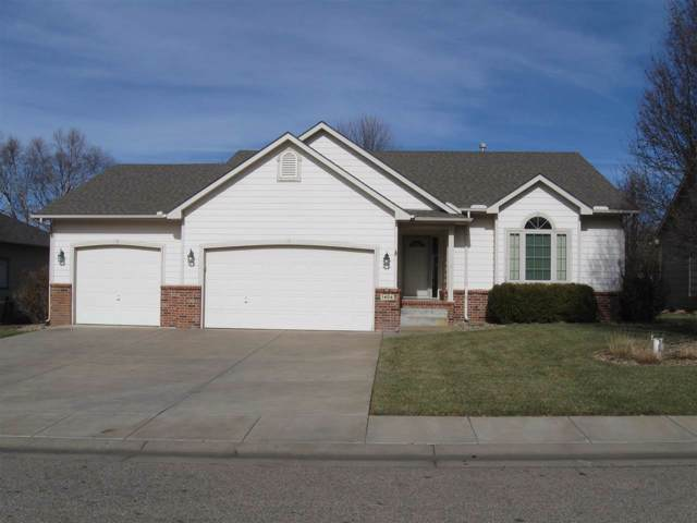 1406 E Ivy Hill Ct., Derby, KS 67037 (MLS #575434) :: Pinnacle Realty Group