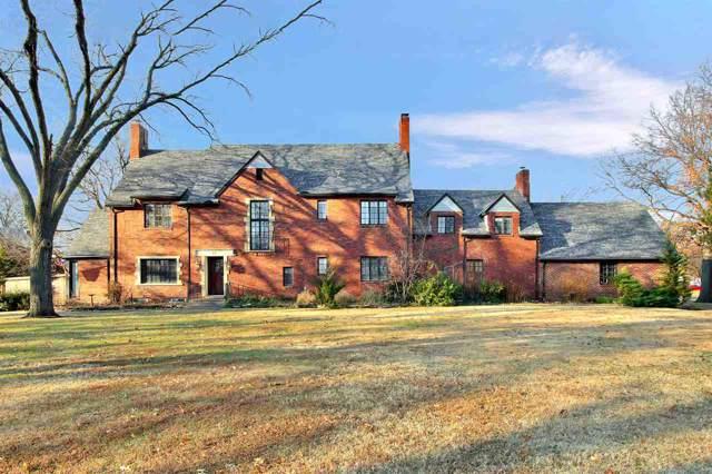 31 N Mission Rd, Eastborough, KS 67206 (MLS #575436) :: Lange Real Estate