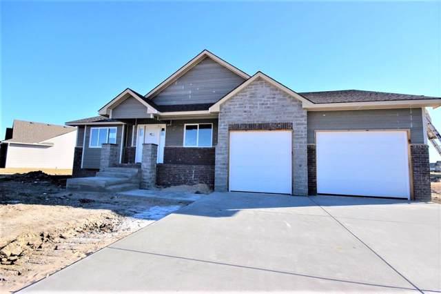 2122 S Michelle, Wichita, KS 67207 (MLS #575437) :: Pinnacle Realty Group