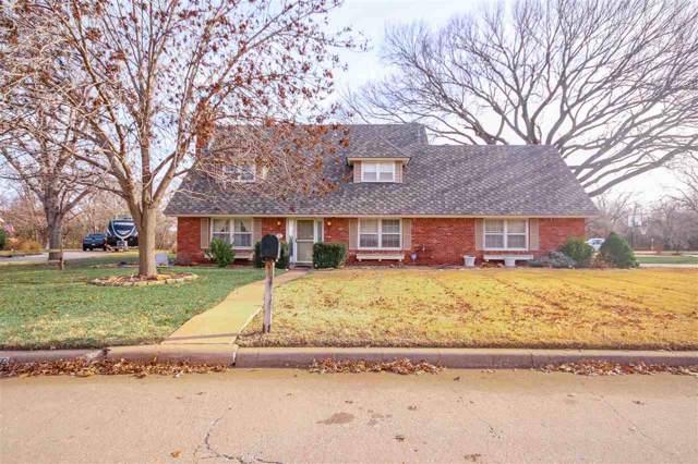 268 S Bonnie Brae, Wichita, KS 67207 (MLS #575448) :: Lange Real Estate