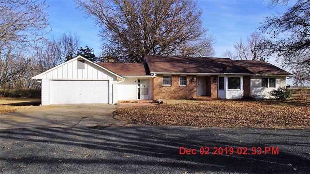 818 E Poplar, Arkansas City, KS 67005 (MLS #575450) :: Graham Realtors