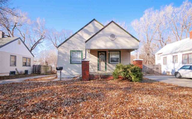 817 S Lorraine, Wichita, KS 67211 (MLS #575452) :: Lange Real Estate
