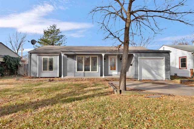 633 S Courtleigh, Wichita, KS 67218 (MLS #575481) :: Lange Real Estate