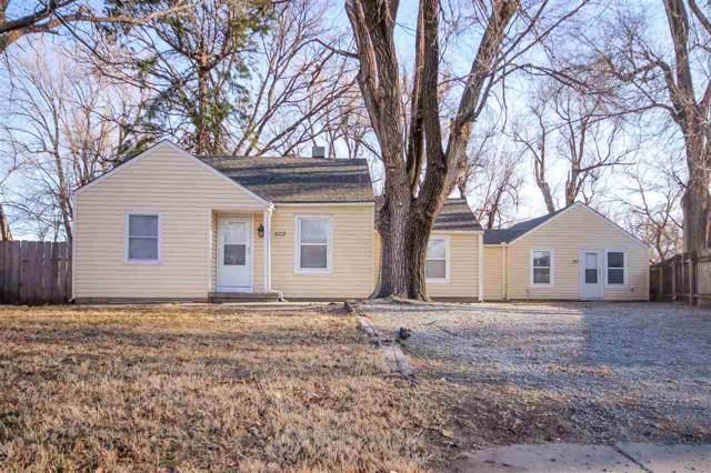 602 W North Ct, Wichita, KS 67204 (MLS #575482) :: Pinnacle Realty Group