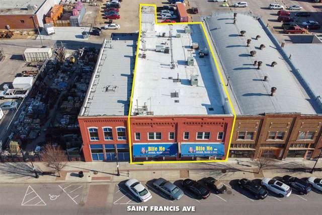 130 N Saint Francis Ave, Wichita, KS 67202 (MLS #575488) :: On The Move