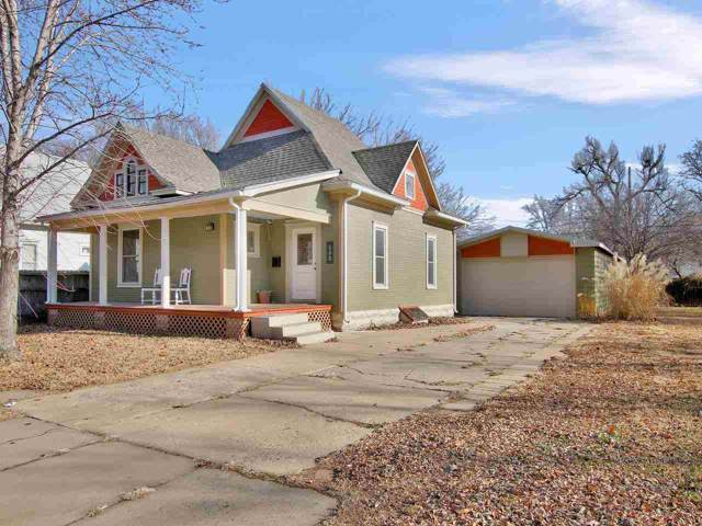 638 S Pattie St, Wichita, KS 67211 (MLS #575493) :: Lange Real Estate