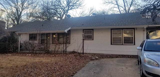 2651 S Cheyenne Blvd, Wichita, KS 67216 (MLS #575494) :: Lange Real Estate