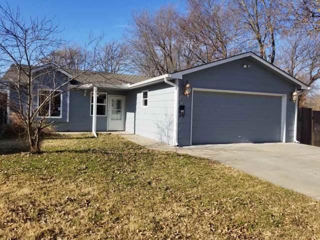 1933 S Waco Ave, Wichita, KS 67213 (MLS #575508) :: Lange Real Estate