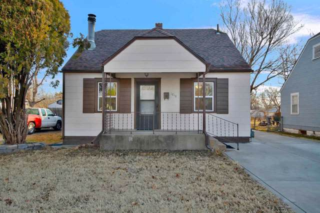 1818 S Saint Francis, Wichita, KS 67211 (MLS #575510) :: Lange Real Estate