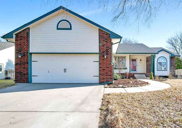 4872 Farmstead St, Bel Aire, KS 67220 (MLS #575513) :: Lange Real Estate