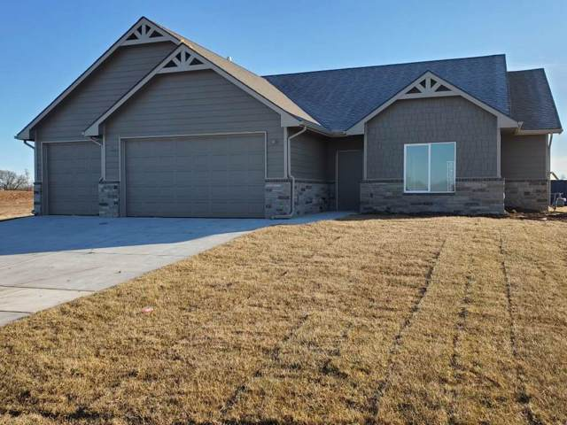3028 N Susan Lane, Mulvane, KS 67110 (MLS #575515) :: Lange Real Estate