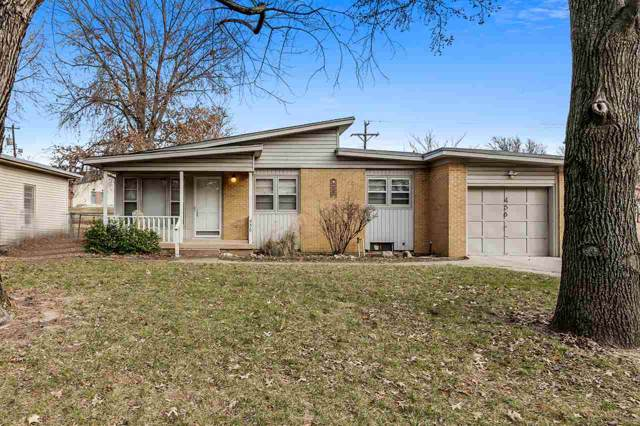 456 S Westview Dr, Derby, KS 67037 (MLS #575518) :: Lange Real Estate
