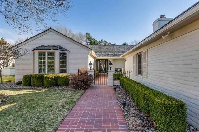 1440 N Gatewood St Apt 19, Wichita, KS 67206 (MLS #575519) :: Lange Real Estate