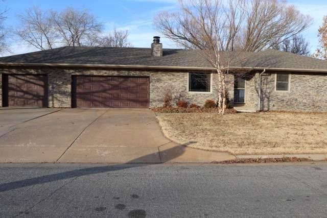 430 E Janet Ave, Clearwater, KS 67026 (MLS #575521) :: Keller Williams Hometown Partners